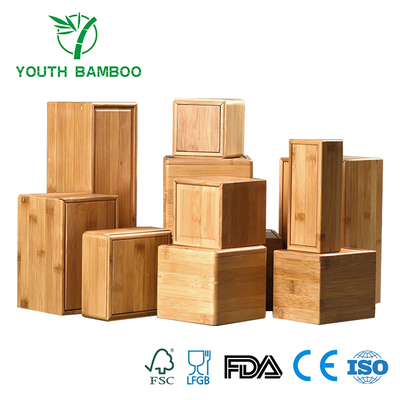 Bamboo Storage Box Customized Design