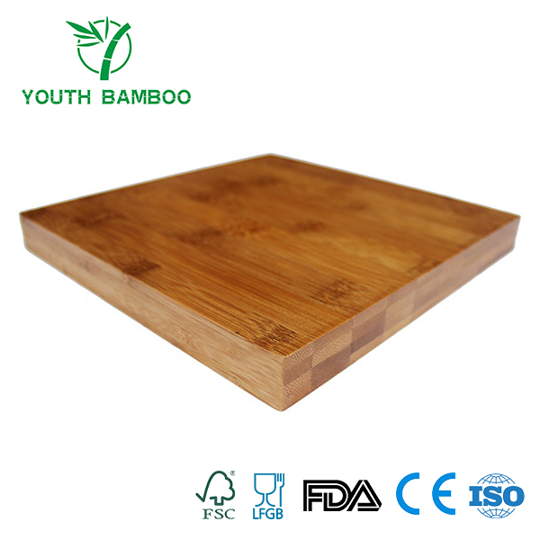 Bamboo Plywood 4 Ply Carbonized Side Pressed