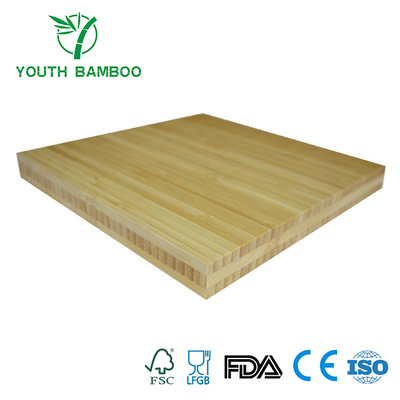 Bamboo Plywood 3 Ply Natural Side Pressed